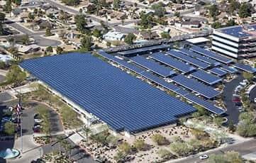 industrial solar energy systems