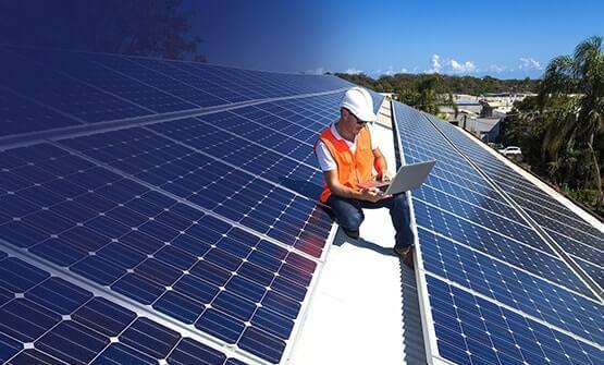 Global Solar Slider